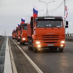 В Вологодской области открыли после реконструкции мост на трассе А-114
