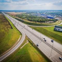 На бесплатных трассах могут увеличить допустимый скоростной режим