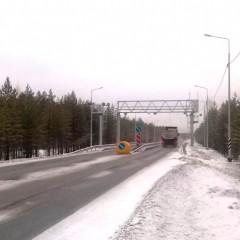 С 18 января в Карелии в тестовом режиме заработают весогабаритные «рамки»
