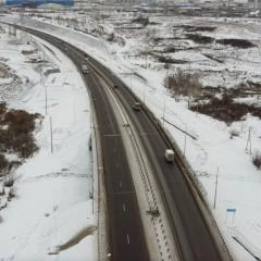Обход Красноярска открыли после реконструкции