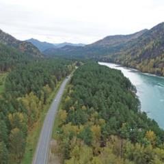 На Алтае отремонтировали свыше 130 км федеральных трасс