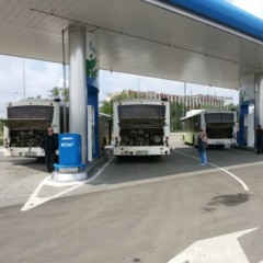 Число газозаправочных станций в Волгоградской области увеличат до 40