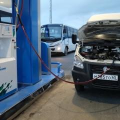 В Саратовской области за 3 года построят 9 газозаправочных станций
