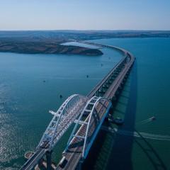 В Краснодарском крае объявлен аукцион на строительство новой трассы к Крымскому мосту за 59 млрд. рублей