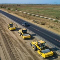 Дорожники изменили схему движения транспорта на участке трассы Р-217 «Кавказ» в Адыгее