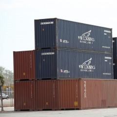 Рынок контейнерных перевозок во II квартале сократился на 10%