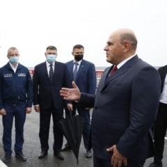 Премьер раскритиковал темпы строительства пункта пропуска «Кани-Курган»