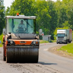 В Нижегородской области отремонтируют 26 км трассы Р-158