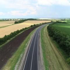 В Воронежской области капитально отремонтируют 7 км трассы Р-22 «Каспий»