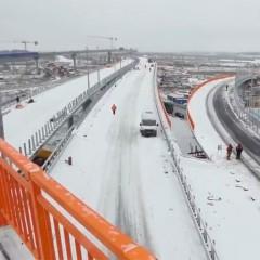 С 18 марта в ночное время будут ограничивать проезд по трассе М-2 «Крым»