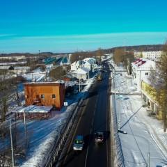 После капитального ремонта открыт участок трассы возле МАПП «Светогорск»