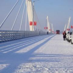 Пограничный мост «Благовещенск-Хэйхэ» могут открыть в апреле
