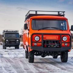 УАЗ возобновит сборку автомобилей 13 апреля