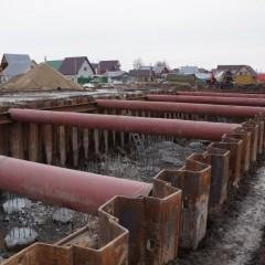 В Казани началось строительство 2 этапа Большого Казанского кольца
