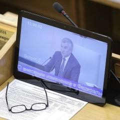 Во втором чтении приняли законопроект о страховании ответственности экспедитора