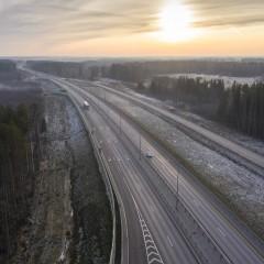 «Автодор» введет в эксплуатацию более 280 км скоростных дорог в 2020 году