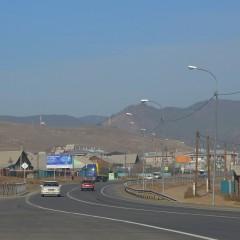 Трасса Р-258 «Байкал» в Бурятии