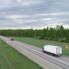 В Алтайском крае расширят еще два участка трассы Р-256 «Чуйский тракт»