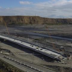 Мост на российско-азербайджанской границе откроют в середине декабря