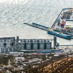 В порту Новороссийска открыли грузопассажирский пункт пропуска