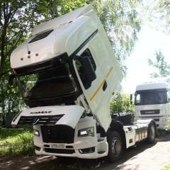 Двигатель нового тягача КамАЗ будет на 50 лошадиных сил мощнее