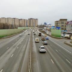 В Московской области сданы в эксплуатацию два участка реконструкции Дмитровского шоссе