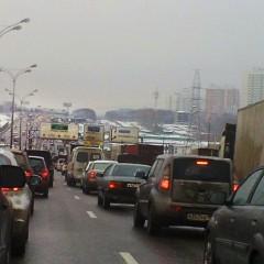 Новый сервис о дорожных пробках опробуют в Москве в 2021 году