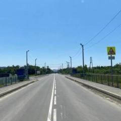На Сахалине реконструировали участок дороги к аэропорту «Шахтерск»