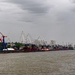 В порту Ростова-на-Дону построят шесть причалов