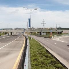 В 2020 году начнется строительство развязки в районе «Москва-Сити»