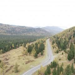 На Алтае отремонтируют дорогу на Семинском перевале
