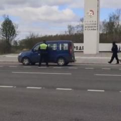 С 6 июня закроют въезд в Северодвинск Архангельской области