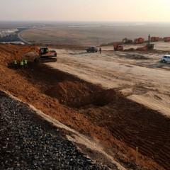 Началось строительство нового участка М-4 «Дон» в обход Аксая