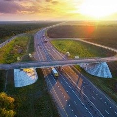 С 25 августа ограничивается движение грузовиков на трассе М-4 «Дон»