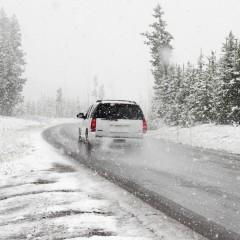 Движение на участке трассы М-4 «Дон» в Ростовской области ограничено из-за метели