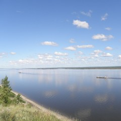 Мост через Лену в Якутии могут построить на год раньше — в 2024 году