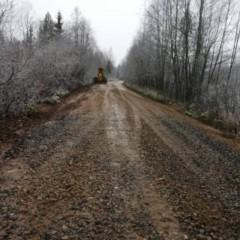 В Тверской области восстанавливают дороги после проливных дождей