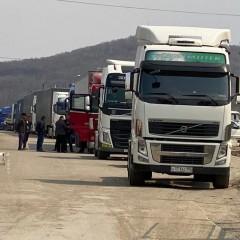 Два пункта пропуска на границе с Китаем переведут в режим 24/7