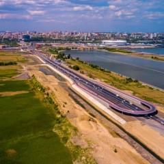 Строительство восьмиполосного Южного подъезда к Ростову-на-Дону завершится в 2023 году