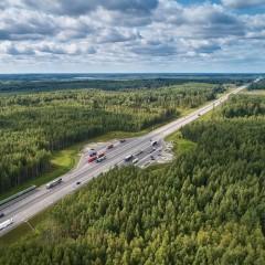 С 1 января объекты дорожного сервиса будут строить по новому стандарту