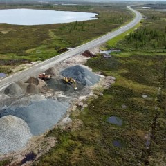 Ремонт дороги «Надым-Салехард» на Ямале будет завершен в сентябре