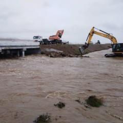 Мост через Уландрык на трассе «Чуйский тракт» на Алтае может обрушиться
