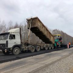 В Тамбовской области капитально отремонтируют 55 км федеральных дорог