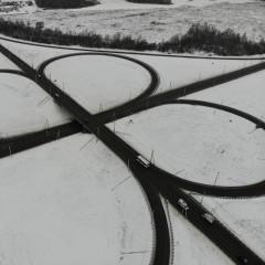 В Тульской области привели в нормативное состояние 107 км федеральных трасс