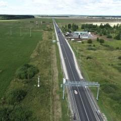 В Татарстане отремонтировали 11 км трассы Р-239 «Казань-Оренбург»