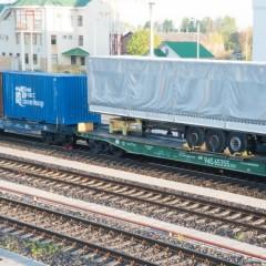 РЖД тестируют контрейлерные перевозки из Калининграда в Санкт-Петербург