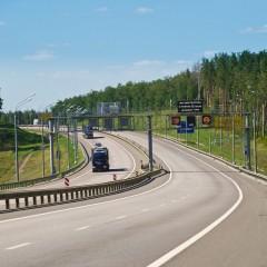 «Автодор»: трафик на платных трассах снизился на 30% на фоне ситуации с коронавирусом