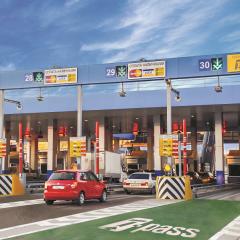 Министерство транспорта разработало правила безбарьерной оплаты проезда по платным дорогам