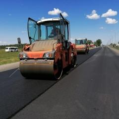 До конца июня в нормативное состояние приведут 21 км трассы М-5 «Урал»