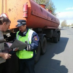 Оснащение грузовиков с опасными грузами оборудованием ГЛОНАСС отсрочили